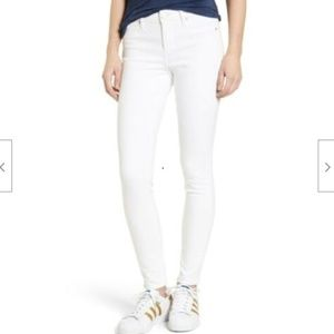 Articles of Society Sarah Skinny Jean Clear White